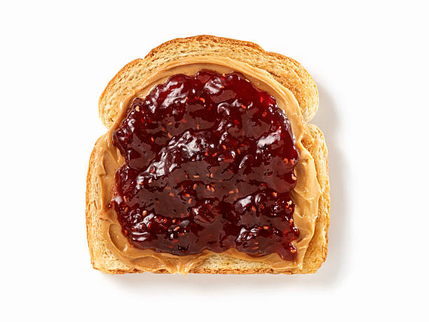 Peanut Butter and Jam on Toast:スマホ壁紙(壁紙.com)
