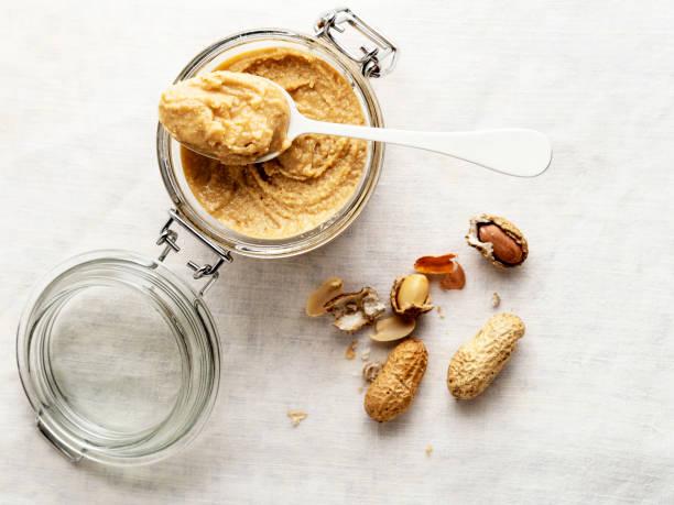 peanut butter,peanut,Jar of peanut butter:スマホ壁紙(壁紙.com)