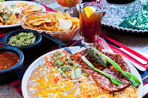 Ice Tea「Mexican Grilled Chicken Dinner」:スマホ壁紙(7)