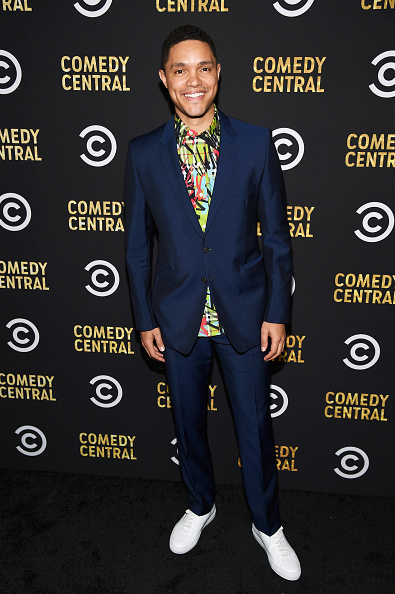 Blue Blazer「Comedy Central's Emmys Party 2018」:写真・画像(3)[壁紙.com]