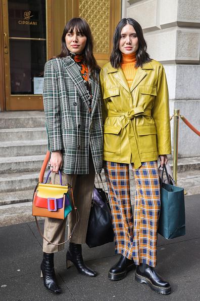 Achim Aaron Harding「Street Style - New York Fashion Week February 2019 - Day 2」:写真・画像(4)[壁紙.com]