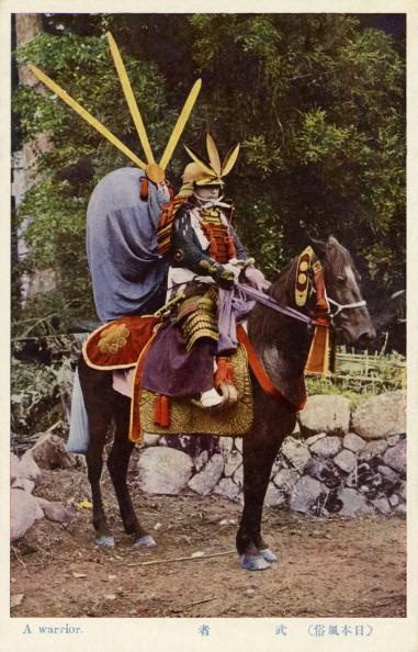 戦国武将「Samurai on horseback, Japan」:写真・画像(16)[壁紙.com]