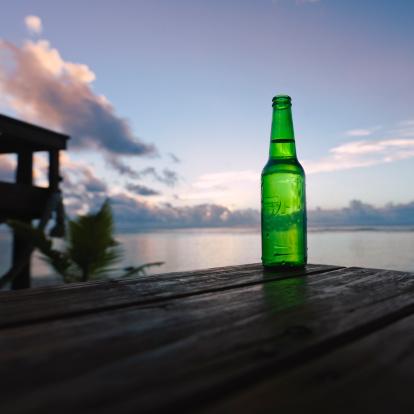 Wet「Sunset Beer」:スマホ壁紙(7)