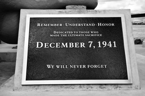 Memorial「Pearl Harbor memorial plaque」:スマホ壁紙(18)