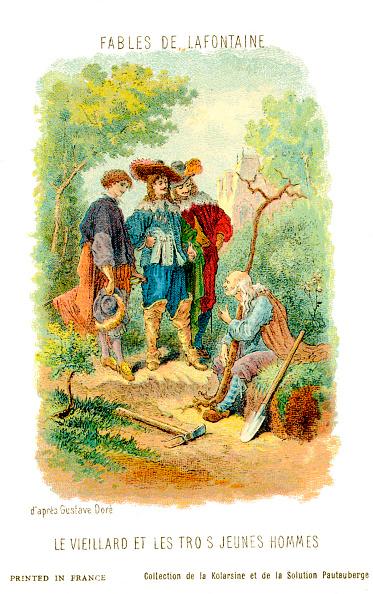 Fairy Tale「Le Vieillard et les trois jeunes hommes」:写真・画像(2)[壁紙.com]