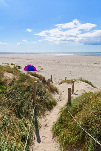Chichester「West Wittering beach at Chichester, England」:スマホ壁紙(19)