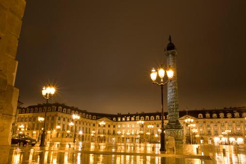 Town Square「Place Vendome, Paris, France」:スマホ壁紙(10)