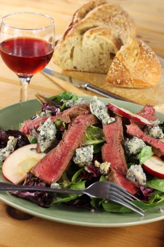 Vinaigrette Dressing「Steak Salad」:スマホ壁紙(4)
