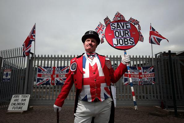 Patriotism「GBR: Struggling Van Maker LDV Will Not Receive GBP 30m Bail-Out Help」:写真・画像(12)[壁紙.com]