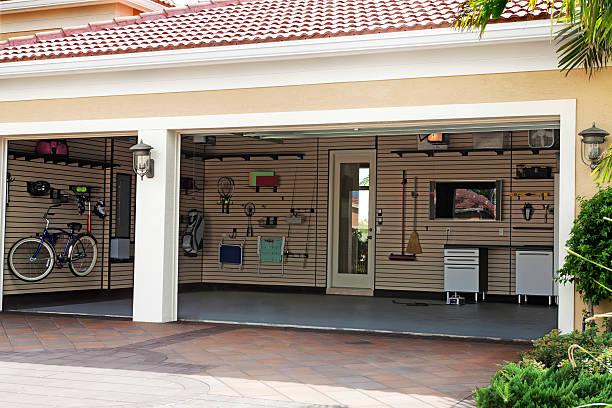 Organization: Well organized garage:スマホ壁紙(壁紙.com)