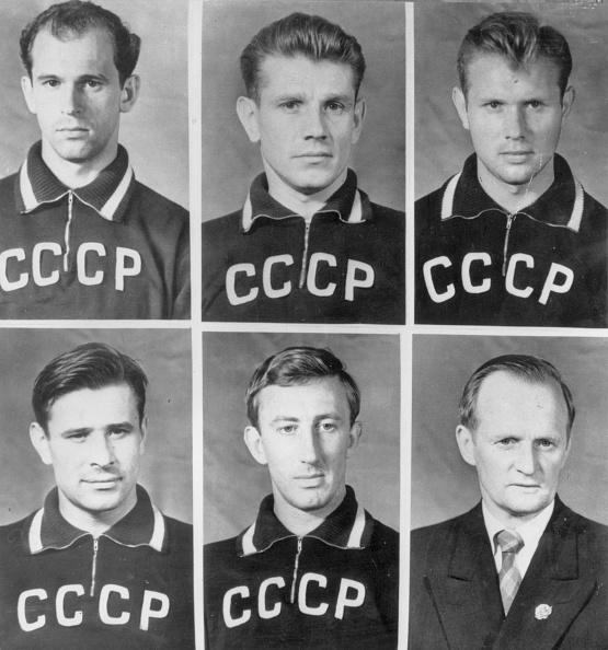 Former Soviet Union「Soviet Team」:写真・画像(8)[壁紙.com]