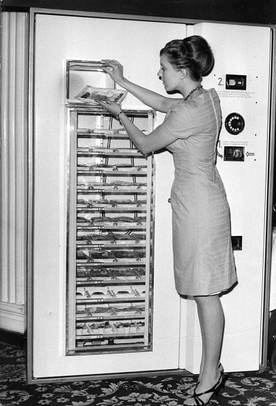 Invention「Vending Machine」:写真・画像(19)[壁紙.com]