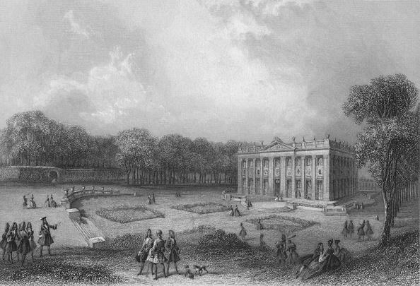 Visit「The Petit Trianon, 1839」:写真・画像(10)[壁紙.com]