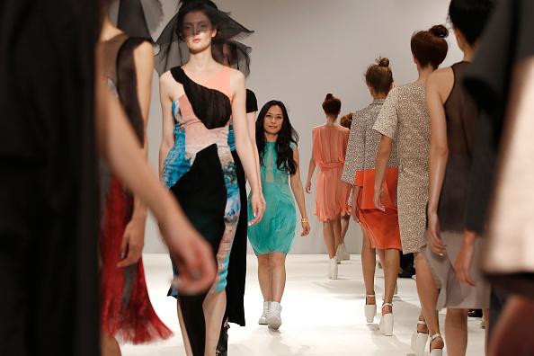 Summer Collection「Judy Wu - Runway - LFW SS16」:写真・画像(6)[壁紙.com]