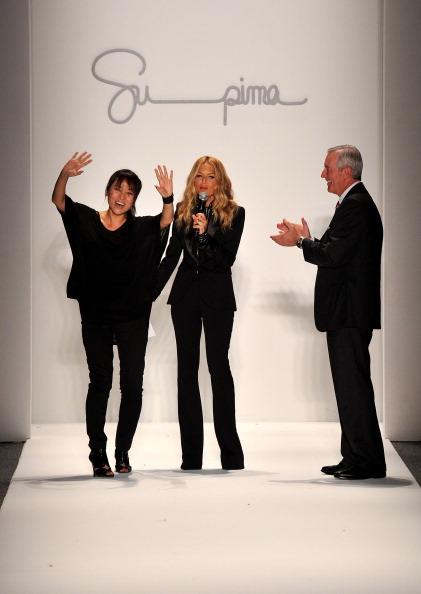 Spring Collection「Supima - Runway - Spring 2012 Mercedes-Benz Fashion Week」:写真・画像(15)[壁紙.com]