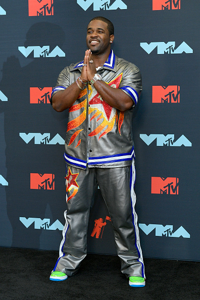 Fully Unbuttoned「2019 MTV Video Music Awards - Press Room」:写真・画像(3)[壁紙.com]