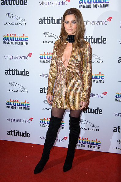 Glittering「Attitude Awards 2019 - Red Carpet Arrivals」:写真・画像(10)[壁紙.com]