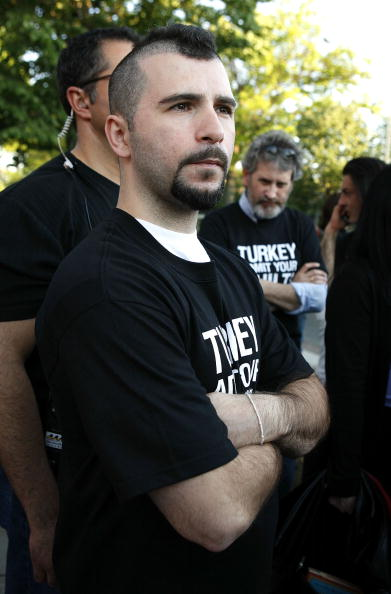 Joshua Roberts「System Of A Down Lead Grassroots Demonstration Against Armenian Genocide」:写真・画像(12)[壁紙.com]