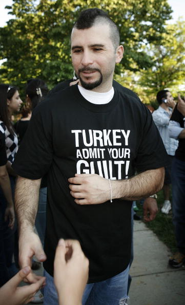 Joshua Roberts「System Of A Down Lead Grassroots Demonstration Against Armenian Genocide」:写真・画像(9)[壁紙.com]