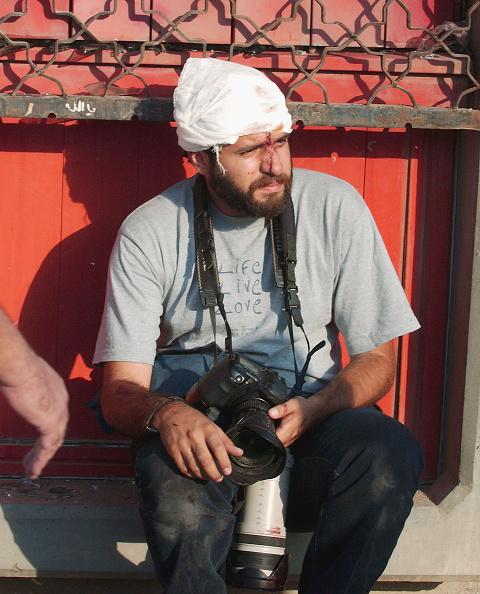 Ghaith Abdul-Ahad「Civilians Killed As Dawn Battle Erupts In Baghdad」:写真・画像(1)[壁紙.com]