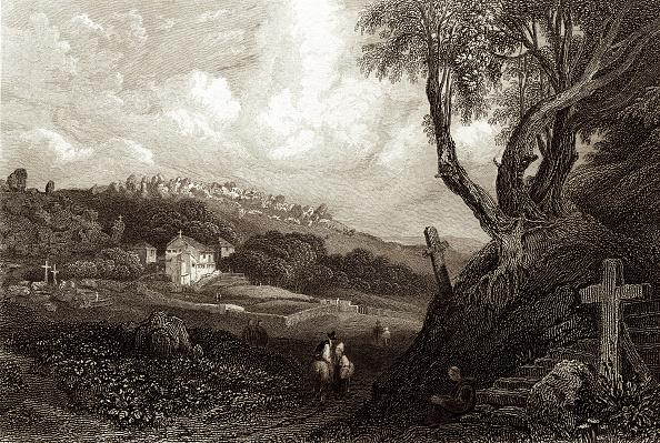 Convent「Cork Convent / Convent of the Capuchos」:写真・画像(10)[壁紙.com]
