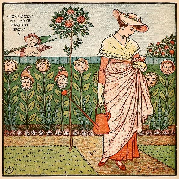 殻「How Does My Ladys Garden Grow,」:写真・画像(10)[壁紙.com]