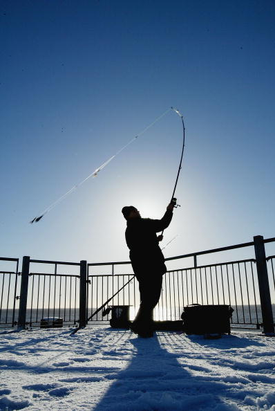 Fishing Rod「Artic Weather Hits Britain」:写真・画像(10)[壁紙.com]