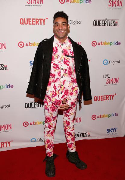 "Hot Pink「Queerty presents ""The Queerties"" Award Reception」:写真・画像(19)[壁紙.com]"