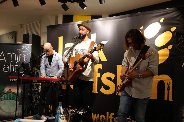 パフォーマンス「Jack Wolfskin Night In Berlin」:写真・画像(10)[壁紙.com]