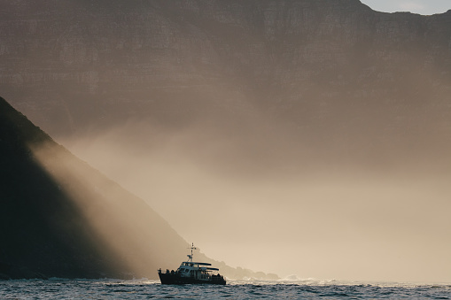 冒険「Tour boat, Hout Bay, Cape Town, South Africa」:スマホ壁紙(9)