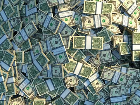 Winning「Bundles of one dollar bills」:スマホ壁紙(15)
