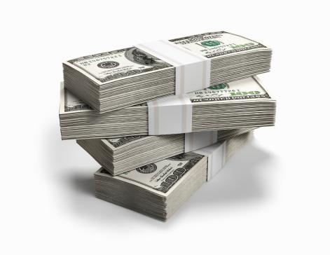 Heap「Bundles of money」:スマホ壁紙(10)