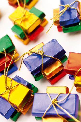 チョコレート「Bundles of chocolate bars, elevated view, close-up」:スマホ壁紙(13)