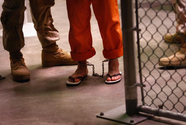 Human Role「Guantanamo Military Prison Stays Open As Future Status Remains Uncertain」:写真・画像(6)[壁紙.com]