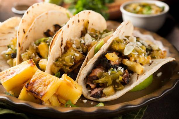 Tacos Al Pastor:スマホ壁紙(壁紙.com)