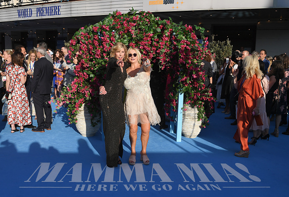 Judy Craymer「Mamma Mia! Here We Go Again World Premiere」:写真・画像(12)[壁紙.com]