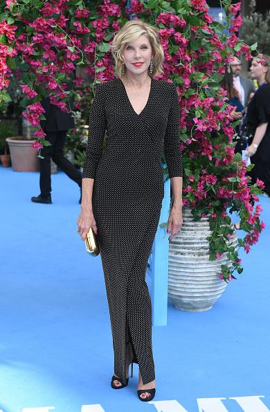 Christine Baranski「Mamma Mia! Here We Go Again World Premiere」:写真・画像(12)[壁紙.com]