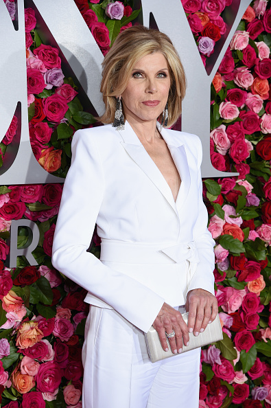Christine Baranski「2018 Tony Awards - Red Carpet」:写真・画像(11)[壁紙.com]