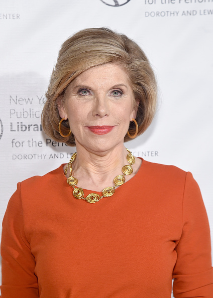 Christine Baranski「The New York Public Library For The Performing Arts' 50th Anniversary Gala」:写真・画像(9)[壁紙.com]