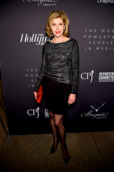 Christine Baranski「The Hollywood Reporter's 9th Annual Most Powerful People In Media - Arrivals」:写真・画像(19)[壁紙.com]