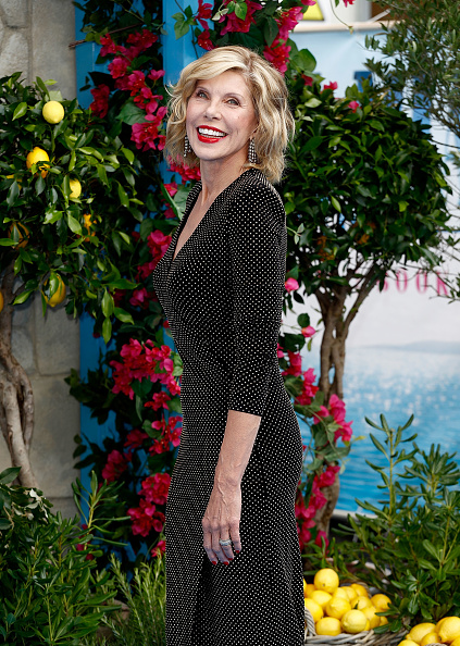 "Christine Baranski「""Mamma Mia! Here We Go Again"" - UK Premiere - Red Carpet Arrivals」:写真・画像(9)[壁紙.com]"