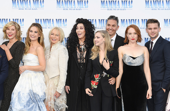 Judy Craymer「Mamma Mia! Here We Go Again World Premiere」:写真・画像(2)[壁紙.com]