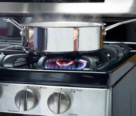 Skillet - Cooking Pan「Natural Gas Cooking.」:スマホ壁紙(0)