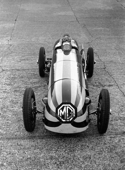 自動車レース「MG Magnette」:写真・画像(12)[壁紙.com]