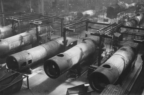 Steam Train「Engine Works」:写真・画像(14)[壁紙.com]