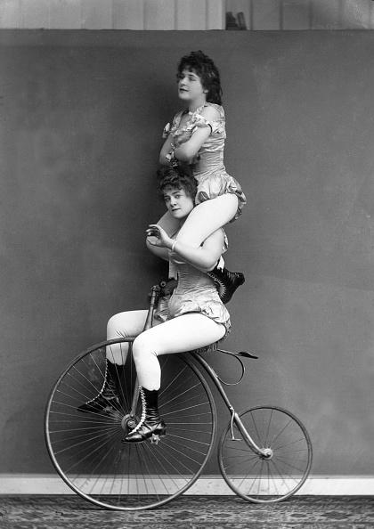 Victorian Style「Trick Cyclists」:写真・画像(14)[壁紙.com]