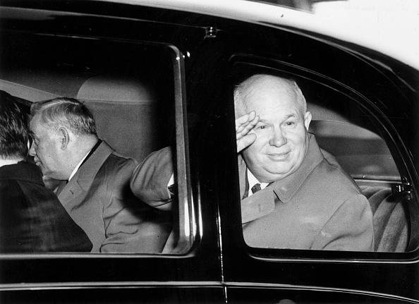 Fred Ramage「Nikita Khrushchev」:写真・画像(7)[壁紙.com]