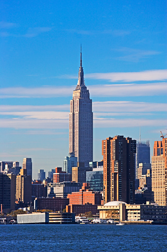 Empire State Building「Waterfront cityscape」:スマホ壁紙(16)