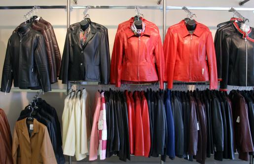 Leather Jacket「Retail # 8」:スマホ壁紙(2)