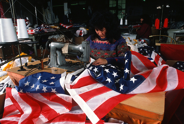 Patriotism「Stars And Stripes Factory」:写真・画像(10)[壁紙.com]